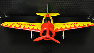 1-Airplane-Aircraft-Metal-Diecast-Model-Vintage-Antique-WW2-Military-Armor-48