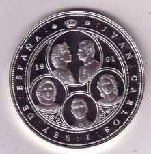 """ESPAÑA: 10000 pesetas 1991 proof """"cincuentin""""  III serie V Centenario  DESCUBRID"""