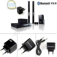 Hot Sale Bluetooth V3.0 Music Audio Receiver Adapter With EU USB Wall Charger