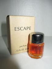 Calvin Klein-escape con box 4ml perfume