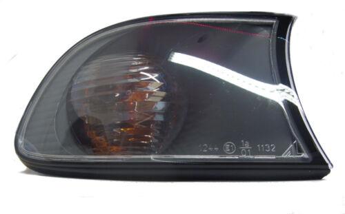 Front Black INDICATEUR côté droit pour BMW Série 3 E46 Compact 01-05