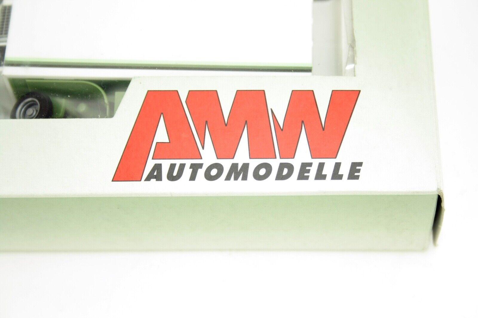 "H0 OVP NOS AWM AMW Volvo Sattelzug LKW /""Transped/"" 70100 1:87"
