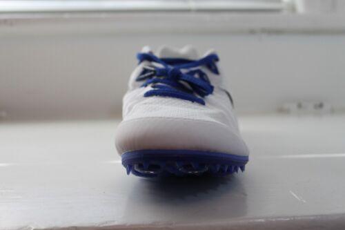 orugas Nike blanco para hombre M Nuevo 70 uso Rival Msrp negro azul múltiple Zoom qq6aTn8