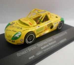 Onyx-1-43-Scale-XCL99005-RENAULT-SPIDER-1998-FABRI-BELLICHI