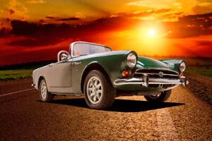 1966 SUNBEAM TIGER MK1A – For Sale
