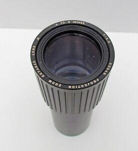 Kodak-Projection-Ektanar-Zoom-Lens-4-6-in-f-3-5-Lumenized-Carousel-amp-Ektagraphic