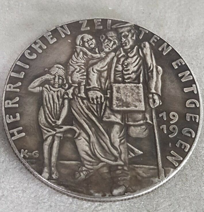 Medalje, Tyskland WWI