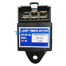 item 5 ngk glow plug lamp timer 12v 15694-65992 sn1nl 4 wiring terminals  for kubota -ngk glow plug lamp timer 12v 15694-65992 sn1nl 4 wiring  terminals for