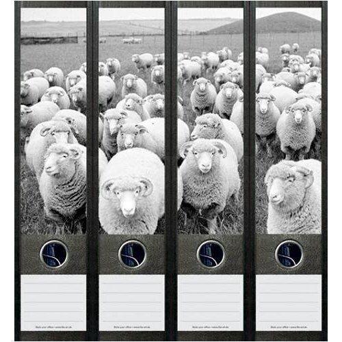 File Art 4 Design Ordner-Etiketten Sheep.....................................049