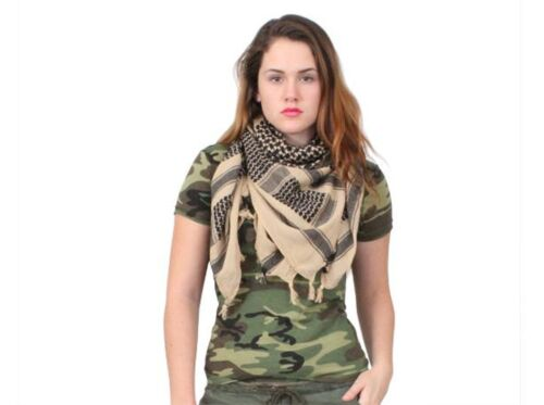 Shemagh Tactical Desert Scarf Special Ops Keffiyeh Ski USMC USA Navy Seals Army