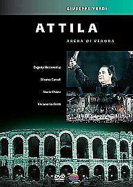 Arena Di Verona - Attila [DVD] [2011] - BX58