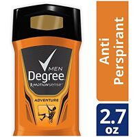 3 Pack Degree Men Motionsense Adventure Antiperspirant 2.7 Oz Each on sale