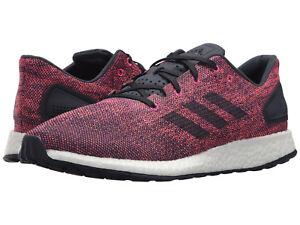 a24c83a501d3a Adidas Men s PureBOOST DPR US 12 M Raspberry Mesh Running Sneakers ...