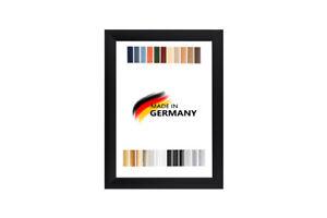EUROLINE50 Bilderrahmen 50x56cm oder 56x50 cm mit entspiegeltem Acrylglas