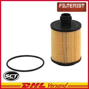 Sct-filtro-aceite-sh4066p-para-Opel-Vauxhall-Chevrolet-Suzuki