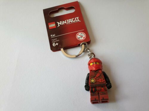 Neu /& OVP 853690 Lego® Schlüsselanhänger Ninjago Kai
