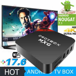 MXG-4K-Quad-Core-Android-7-1-TV-Box-HD-Pro-Smart-Media-Player-HDMI-2-0-WI-FI-NEW