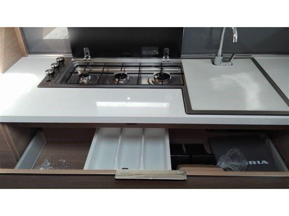 Adria Adora 613 UL, 2017, kg egenvægt 1450