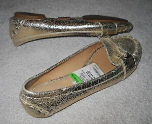 b91a1949c1e Image is loading Kate-Spade-Shoes-Loafers-Flats-Gold-Metallic-Nordstrom-