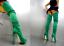 Bottes Platform Vert cuisse bottes Couture Stiefel Leather mesure Bottes Cq sur 38 Sq5O8xUOw