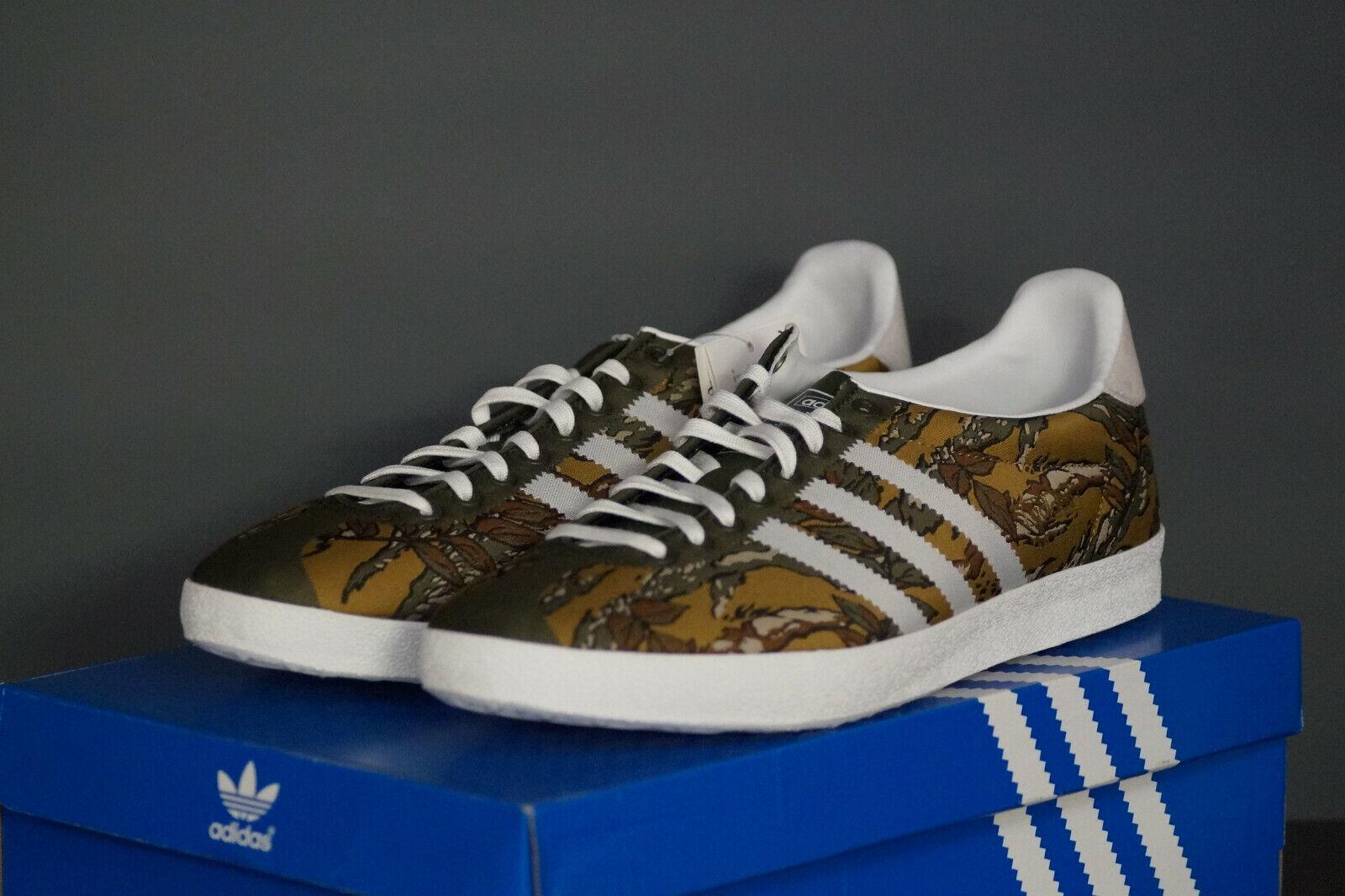 Outlet Store Adidas Gazelle og multiFarbe M19657 camo