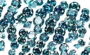 Natural-Loose-Diamonds-Cut-Round-Shape-Blue-Color-SI1-VS1-Clarity-25-Pcs-Lot-K3