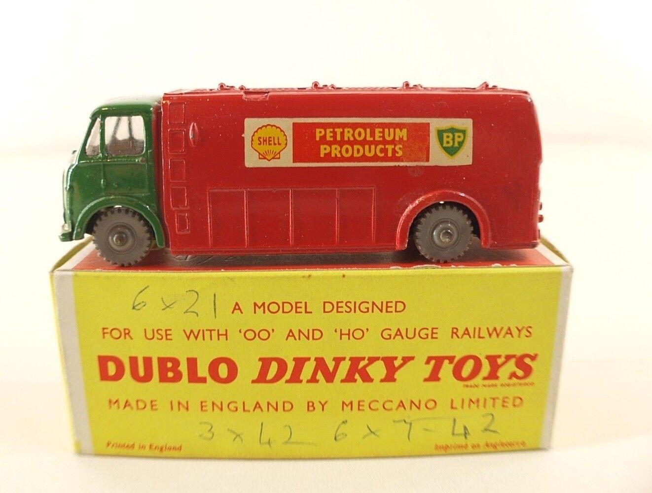 calidad fantástica Dinky Juguetes Dublo GB n° 070 070 070 camion citerne AEC Mercury SHELL BP neuf boîte MIB  genuina alta calidad