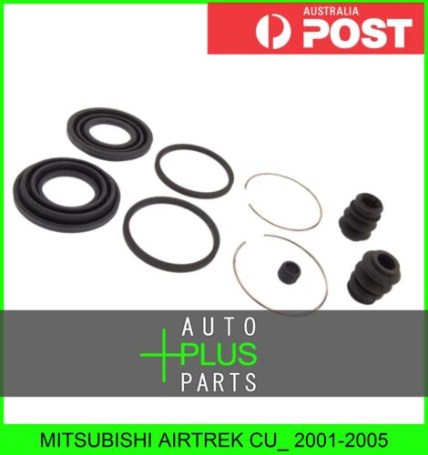 Fits MITSUBISHI AIRTREK CU/_ Brake Caliper Cylinder Piston Seal Repair Kit