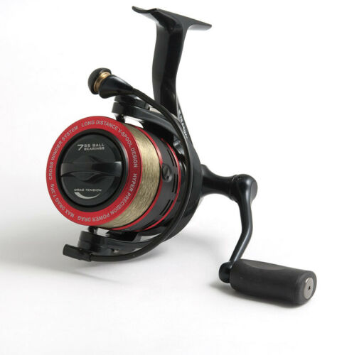 Mulinello Trabucco KRIUS FA 2500-3500-4500 oversized spool spinning bolo feeder