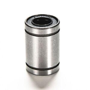 5PCS 8mm LM8UU Linear Motion Ball Bearing Bush Bushing Replacement 3D Printer