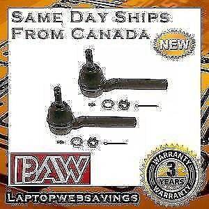 2 ES800403 Taiwan Tie Rod End FR Outer LH/&RH for 2012-14 Ram C//V 3YR Warranty