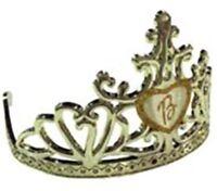 Barbie Princess Tiara Headband Headpiece Girls Childs Plastic Crown Rapunzel