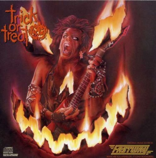 FASTWAY-TRICK OR TREAT / O.S.T. (US IMPORT) CD NEW