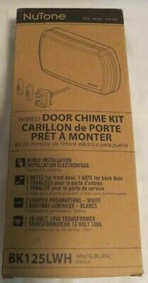 Tools & Home Improvement Craftmade C102X2L 2 Chime White 2 Lighted ...