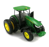 John Deere 7270r Tractor W/duals 1/64 Scale Collector Card Included Tbe45478