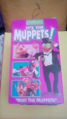 It's The Muppets! - Meet The Muppets - Jim Henson Video ... The Muppet Movie Vhs 1994