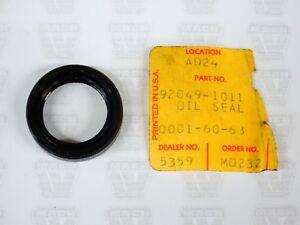OEM Kawasaki 92049-1011 Oil Seal NOS