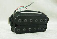 NEW! Bare Knuckle Aftermath open BRIDGE humbucker pickup in black w/ black bolts