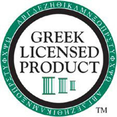 ΑΣΤ Alpha Sigma Tau Lavalier Pendant Charm Sterling Greek Drop Letter Classic