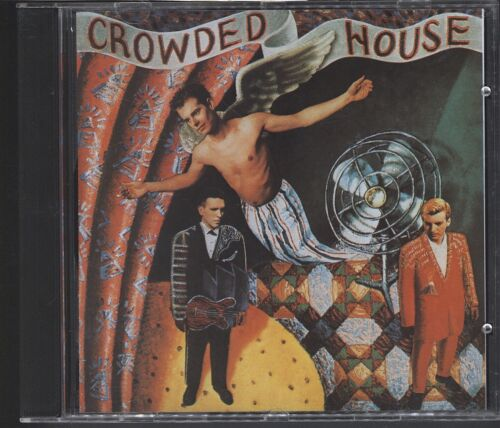 1 of 1 - Crowded House - Crowded House CD