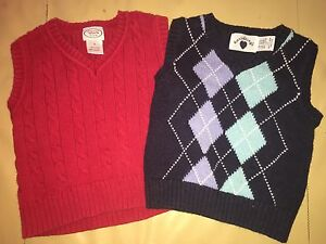 Toddler-Boys-2T-Sweater-Best-2-Pack