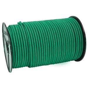 30m Monoflex Expanderseil ø 10mm grün Gummiseil Planen