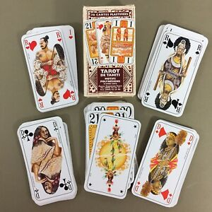 Tarot-de-Tahiti-78-card-deck-Polynesian-themed-French-language-Pacific-Promotion