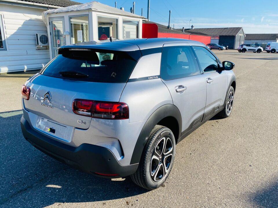 Citroën C4 Cactus 1,2 PT 110 Platinum Benzin modelår 2020 km