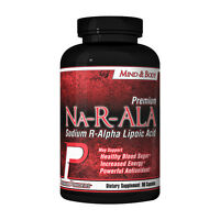 Na-r-ala By Premium Powders 90 Capsules Bottle - Fast Free Shipping