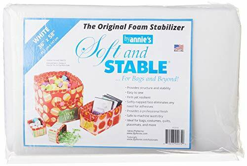 BY ANNIE PBASS2036  SOFT AND STABLE 100 POLY 36X58 WHITE