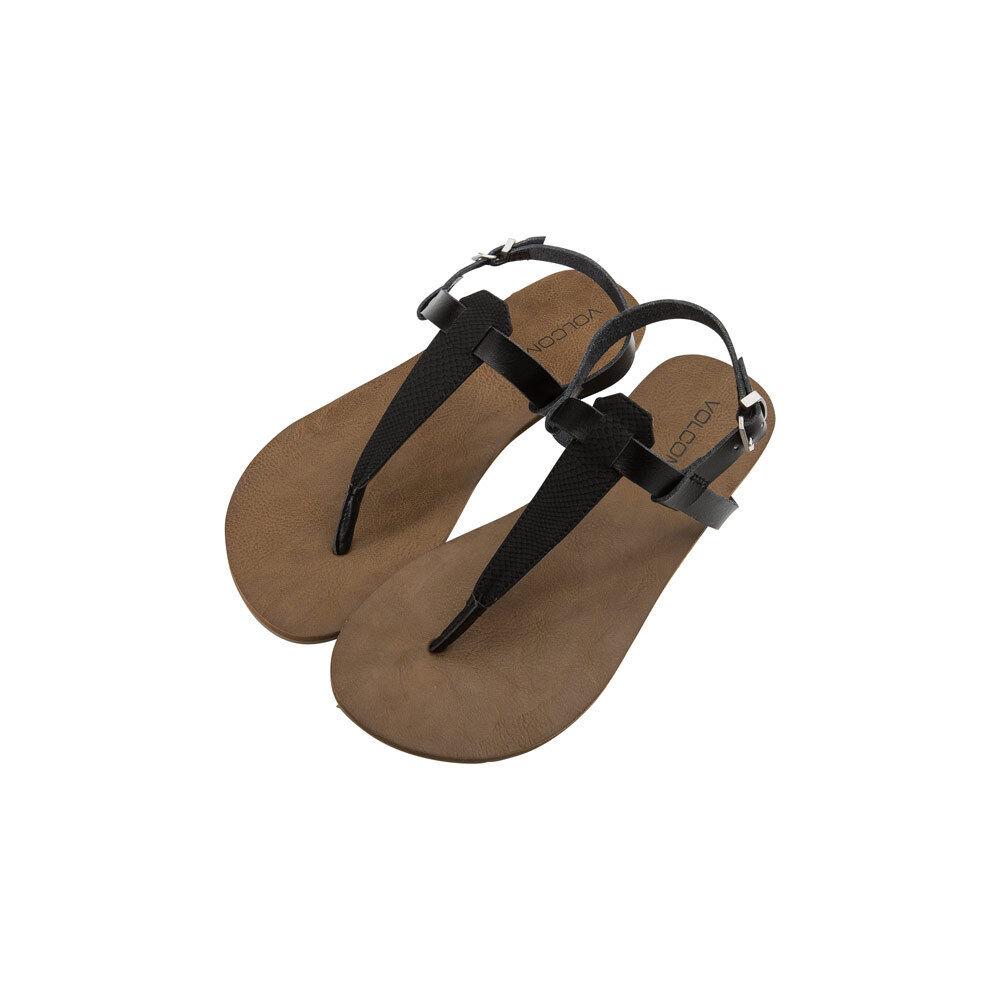 Volcom Maya Sandal Sandale Surf Beach NEU NEW schwarz Gr.36 - 41 PORTOFREI