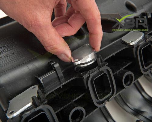 SWIRL BLANKS FLAPS 6pcs 33MM Car Parts Repair Delete Kit for BMW E83 X3 3.0d