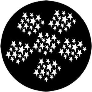 Rosco Gobo Patterns Stars 2 B