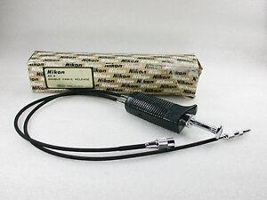 Nikon-Double-Cable-Release-AR-4-For-Nikon-F-Nikkormat-FTN-amp-Leica-LTM-Camera
